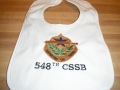 Embroidered 548th CSSB